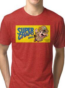 Super Chapo Bros Tri-blend T-Shirt