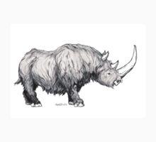 Woolly Rhino One Piece - Long Sleeve