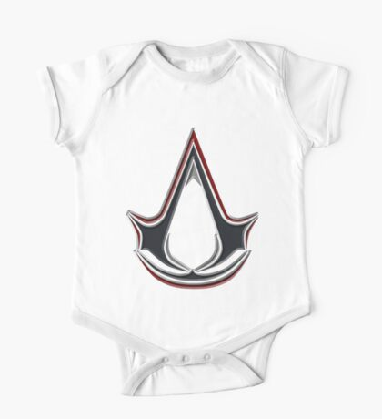 Assassin's Creed Emblem One Piece - Short Sleeve