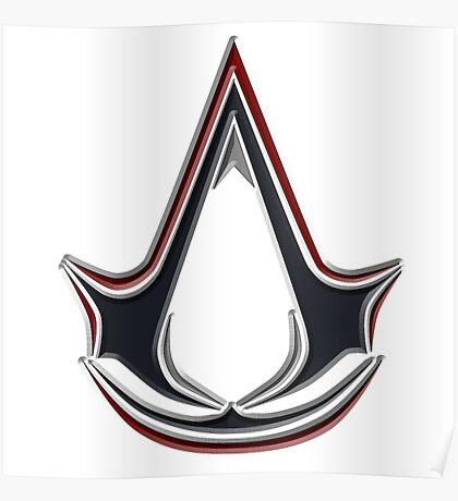 Assassin's Creed Emblem Poster