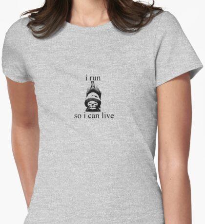 I Run - black T-Shirt