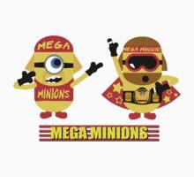 Mega Minions by DarkMatchDuds