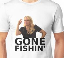 GONE FISHIN' - Kate McKinnon (ver. 1) Unisex T-Shirt