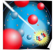 Splitting the Atom Poster