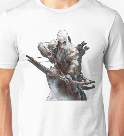 Connor Kenway - Ratonhnhaké:ton Unisex T-Shirt