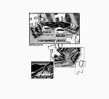 Initial D Manga Print Unisex T-Shirt