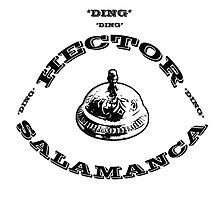Hector Salamanca Ding Ding Bell by aketton