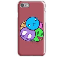 Mutated Personality  iPhone Case/Skin