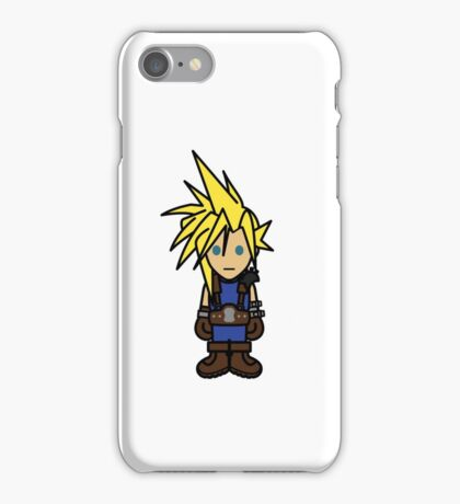 Cloudy Strife iPhone Case/Skin