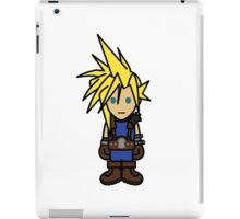 Cloudy Strife iPad Case/Skin