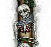 Medics Totem by Kaitlin Beckett