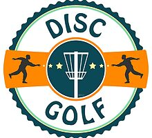 Disc Golf by Phil Perkins