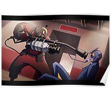 Team Fortress 2 Spycheck Poster Poster