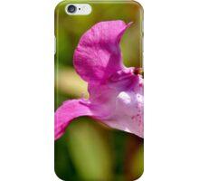 Ornamental Jewelweed iPhone Case/Skin