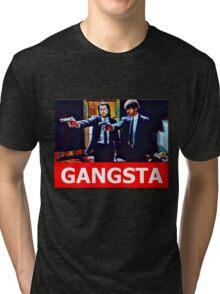 Pulp Fiction Jules and Vincent Tri-blend T-Shirt