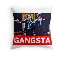 Pulp Fiction Jules and Vincent Throw Pillow