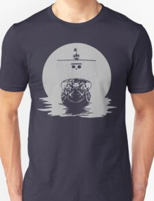The Pirate Ship Unisex T-Shirt
