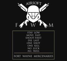 FORT WAYNE MERCENARIES by Soup460