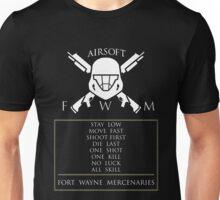 FORT WAYNE MERCENARIES Unisex T-Shirt