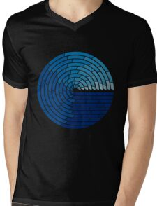 Almighty Ocean Mens V-Neck T-Shirt