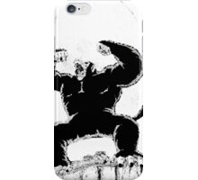 Oozaru Awakens iPhone Case/Skin