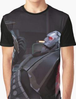 Team Fortress 2 Meet the Machine Medic Graphic T-Shirt