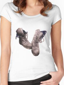 Boots Women's Fitted Scoop T-Shirt