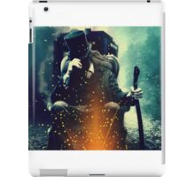 Doctor Who - Eleventh Doctor Poster iPad Case/Skin
