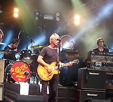 Paul Weller live by kershaw67
