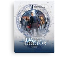 Doctor Who - Time of the Doctor Canvas Print