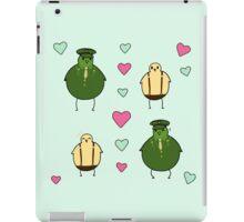 Steeb and Bucky Birbs iPad Case/Skin