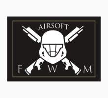 (sticker) FORT WAYNE MERCENARIES by Soup460