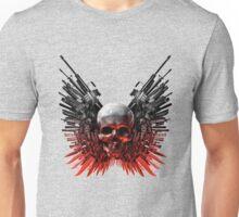 Skull Wings Unisex T-Shirt