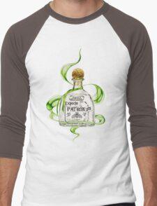 Liquid Luck Men's Baseball ¾ T-Shirt