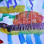 Ben's Dinosaur #2 by TeriTrees