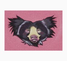 Affable Sloth Bear Baby Tee