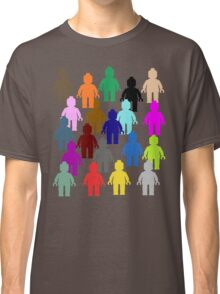 United Colors of Minifig [Large]  Classic T-Shirt