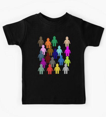 United Colors of Minifig [Large]  Kids Tee