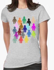 United Colors of Minifig [Large]  T-Shirt