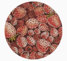 Sweet Strawberry by ev1lcat
