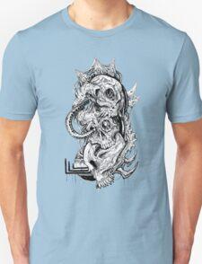 HYST, AERAX, AUROLILIA Unisex T-Shirt