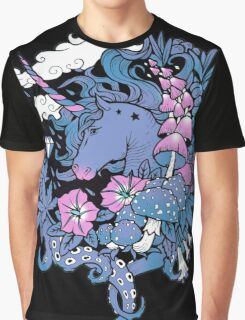 - Magical Unicorn - Graphic T-Shirt