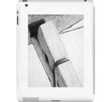 Clothespin  iPad Case/Skin