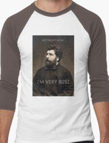 I'm Very Bizet Men's Baseball ¾ T-Shirt