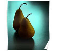 Pear Study # 3 Poster