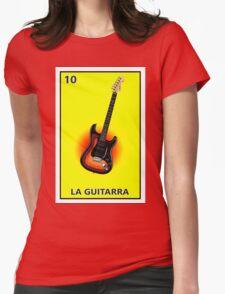 LA GUITARRA Womens Fitted T-Shirt