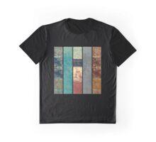 Murals of Pompeii Graphic T-Shirt