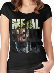 MGS Women's Fitted Scoop T-Shirt