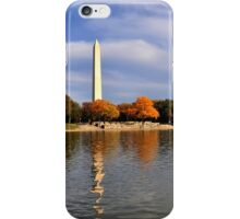 Season of change - Washington D.C. iPhone Case/Skin