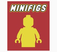 MINIFIGS One Piece - Long Sleeve